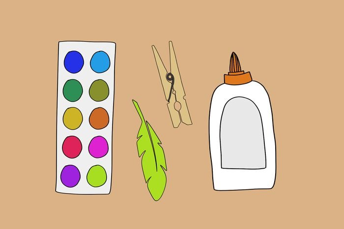 Thanksgiving Craft Materials 10