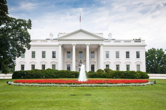 The White House. It is the official residence and workplace of the President of the United States. It has been the residence of every U.S. president since John Adams in 1800.