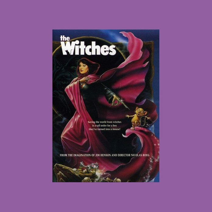 The Witches (PG) movie