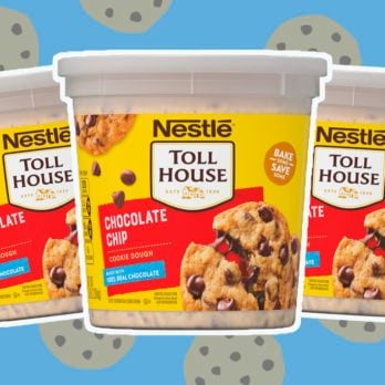 Costco Is Selling 5-Pound Buckets of Nestle Cookie Dough
