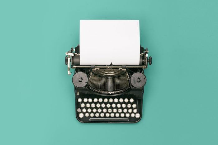 Vintage typewriter header; Shutterstock ID 584425921; Job (TFH, TOH, RD, BNB, CWM, CM): -