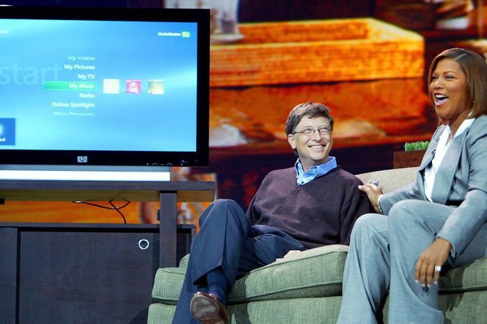 Bill Gates, 2004