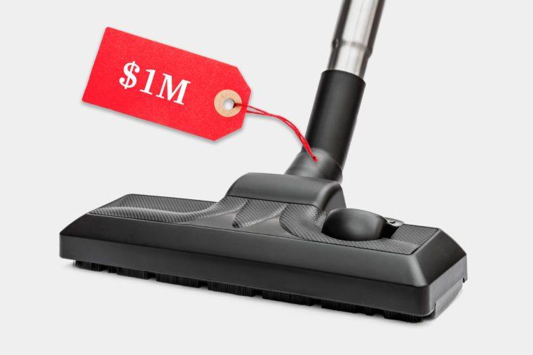 unreasonably expensive vacuum
