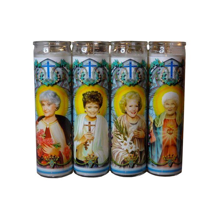 Golden Girls Prayer Candles