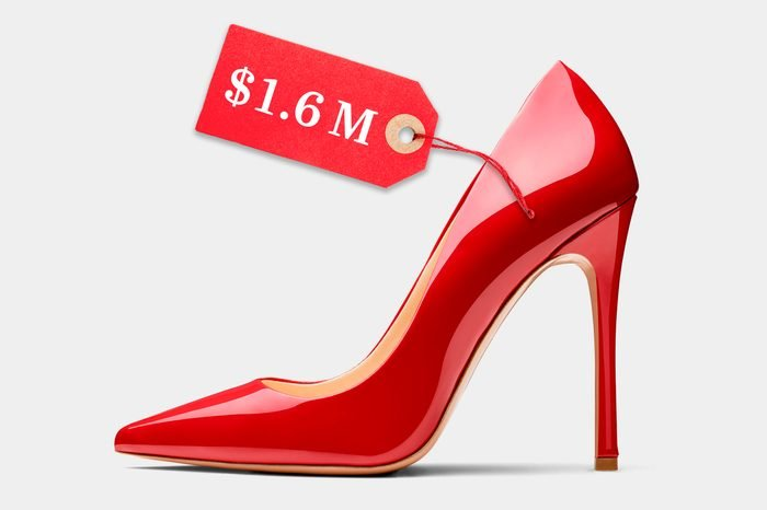 unreasonably expensive shoes