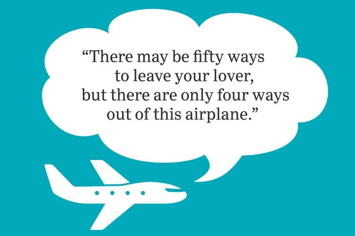 funny airline announcements