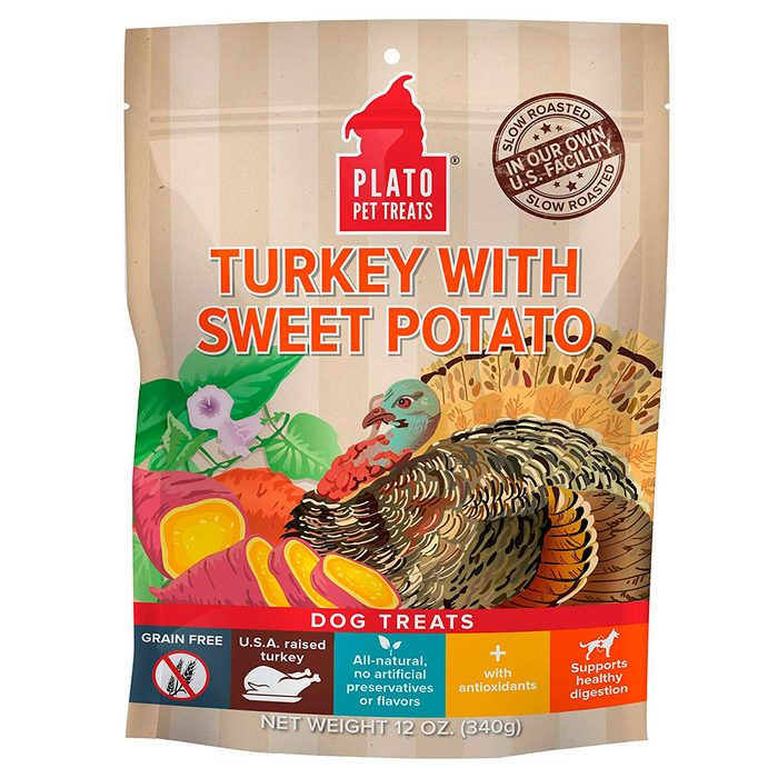 turkey sweet potato treats