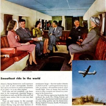 19 Vintage Ads Take You Back to When Traveling Was Glamorous