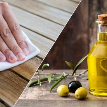 10 Surprising Ways You Can Use Olive Oil Around the House