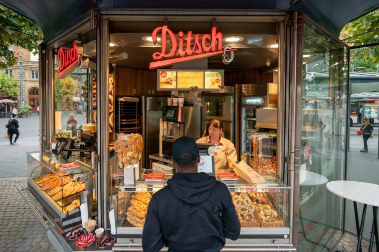 ditsch german fast food
