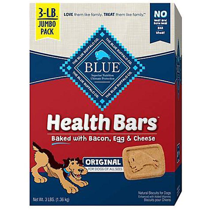 buffalo bacon health bars dog