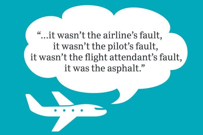 funny airline jokes