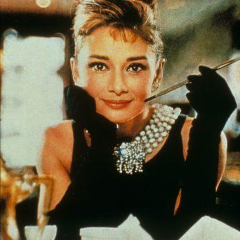 "The Story behind Audrey Hepburn's ""Breakfast at Tiffany's"" Dress"