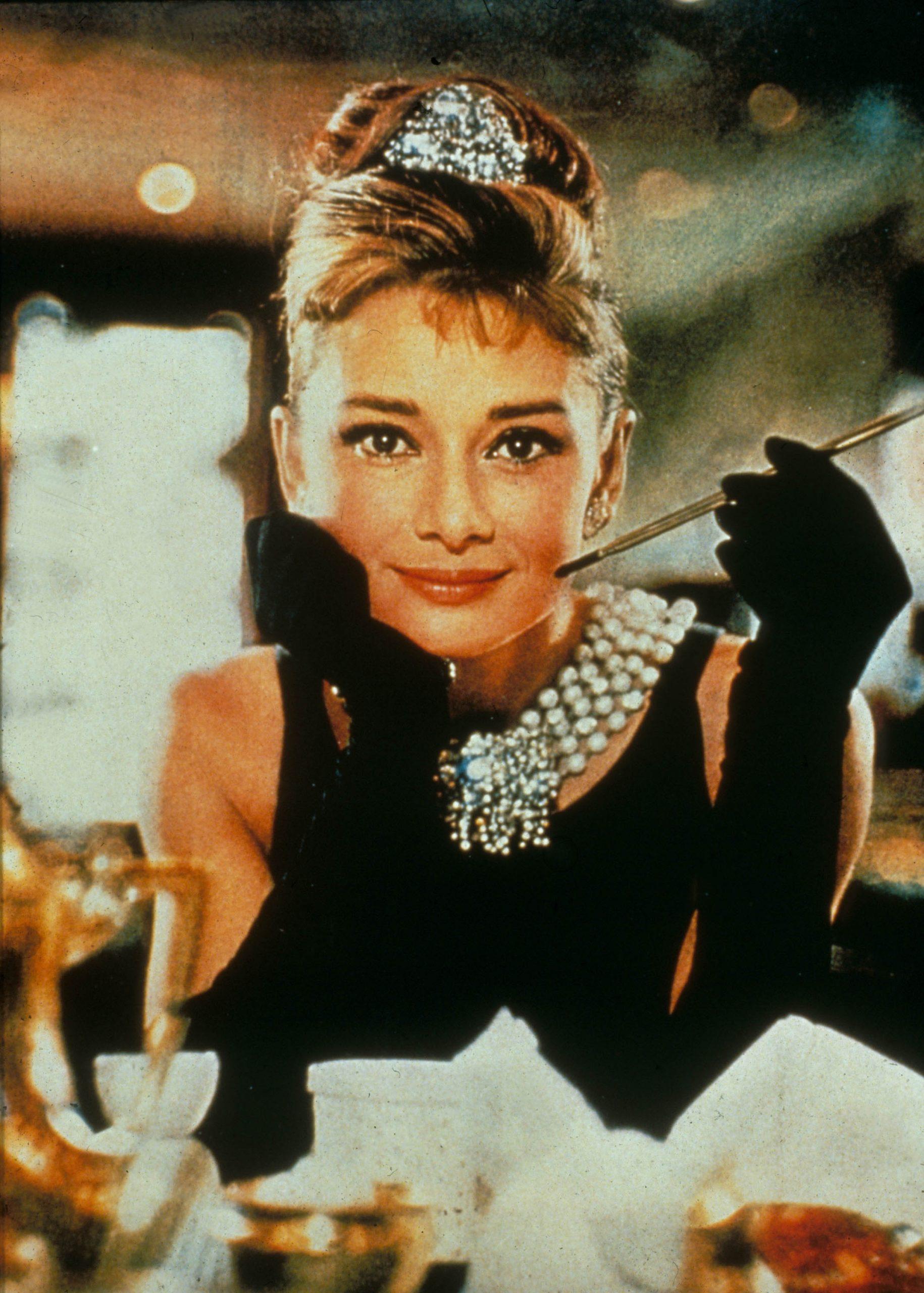 Breakfast At Tiffany's, Audrey Hepburn givenchy dress