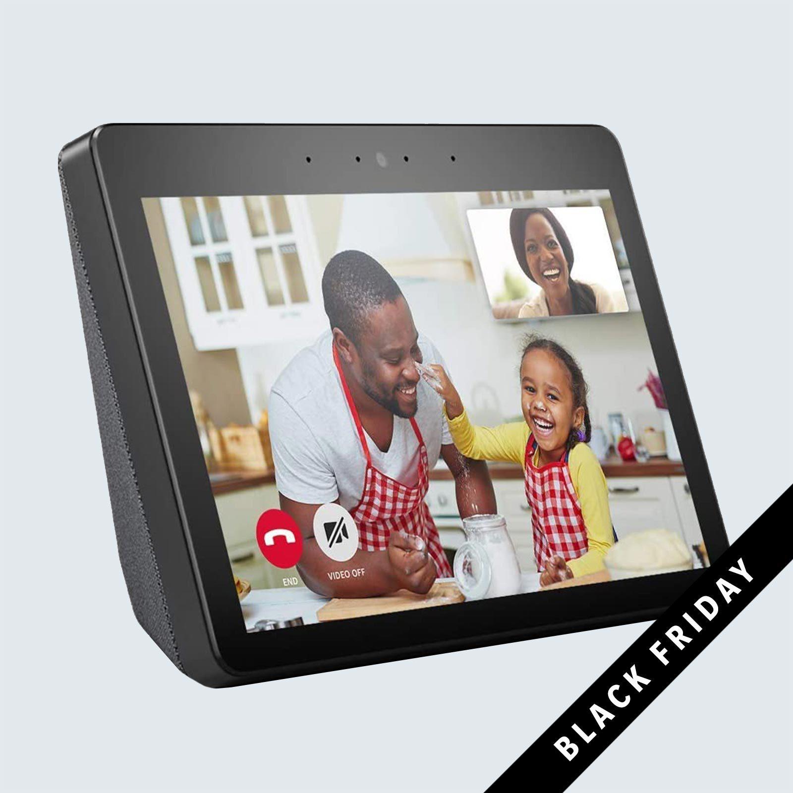 Echo Show 5with Blink Mini Indoor Smart Security Camera