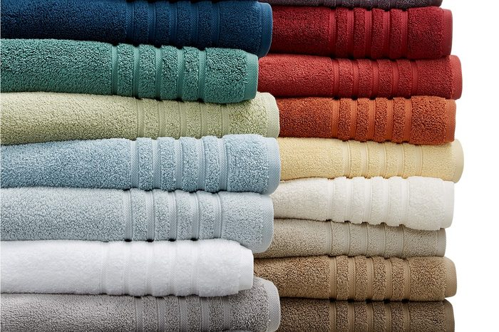 hotel collection microcotton bath towels holiday gifts