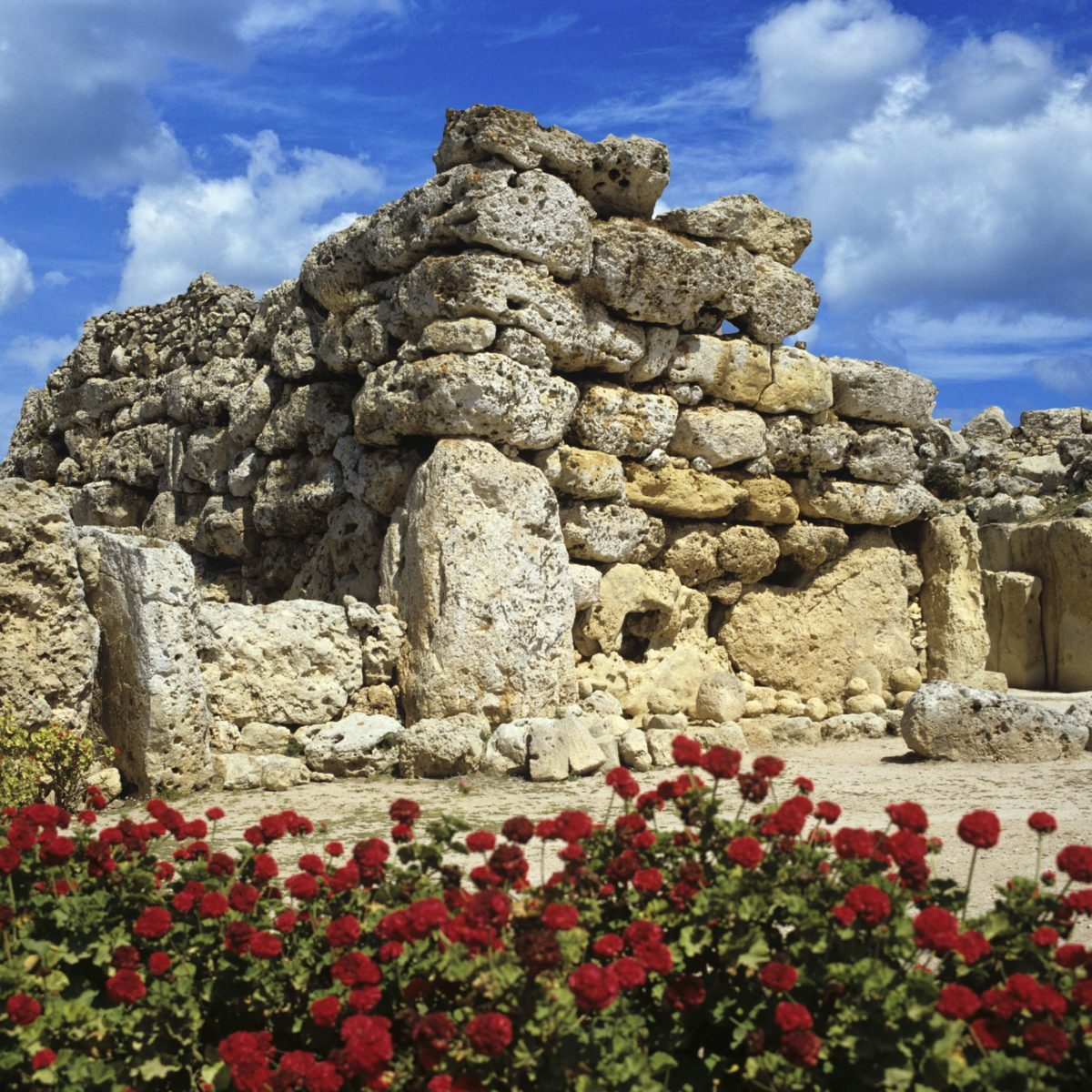 9 of the Oldest Buildings in the World