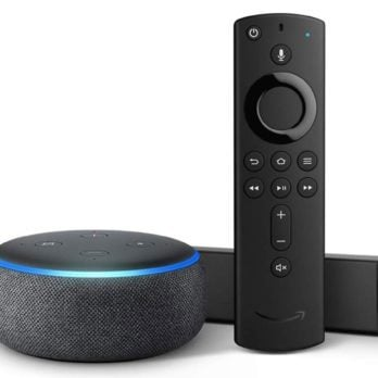 Deal of the Week: The Echo Dot and Fire TV Stick Are 53 Percent Off