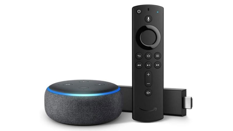 fire tv and echo amazon deal of the week