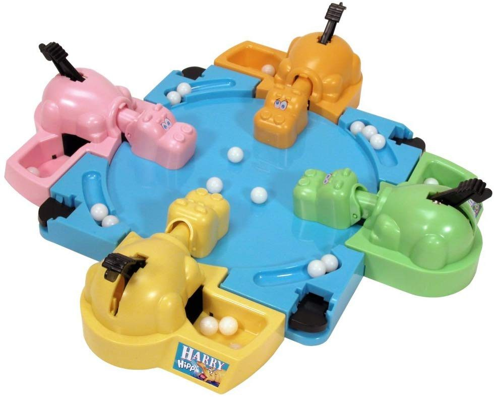 hungry hungry hippos