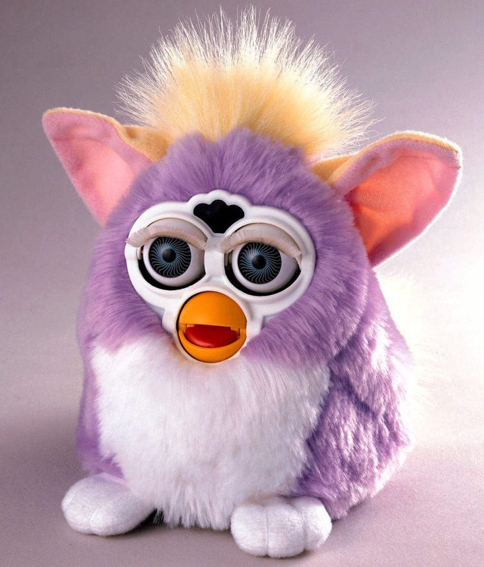 Mandatory Credit: Photo by AP/Shutterstock (6496712a) FURBY Pokemon fans, stand aside. Despite all the hype over the year's hot new toy, last year's big innovation _ Furby _ is the No. 1 seller for 1999 and may even rake in more holiday profits than the little Japanese monsters, industry experts say HOLIDAY FLYING FURBY, USA