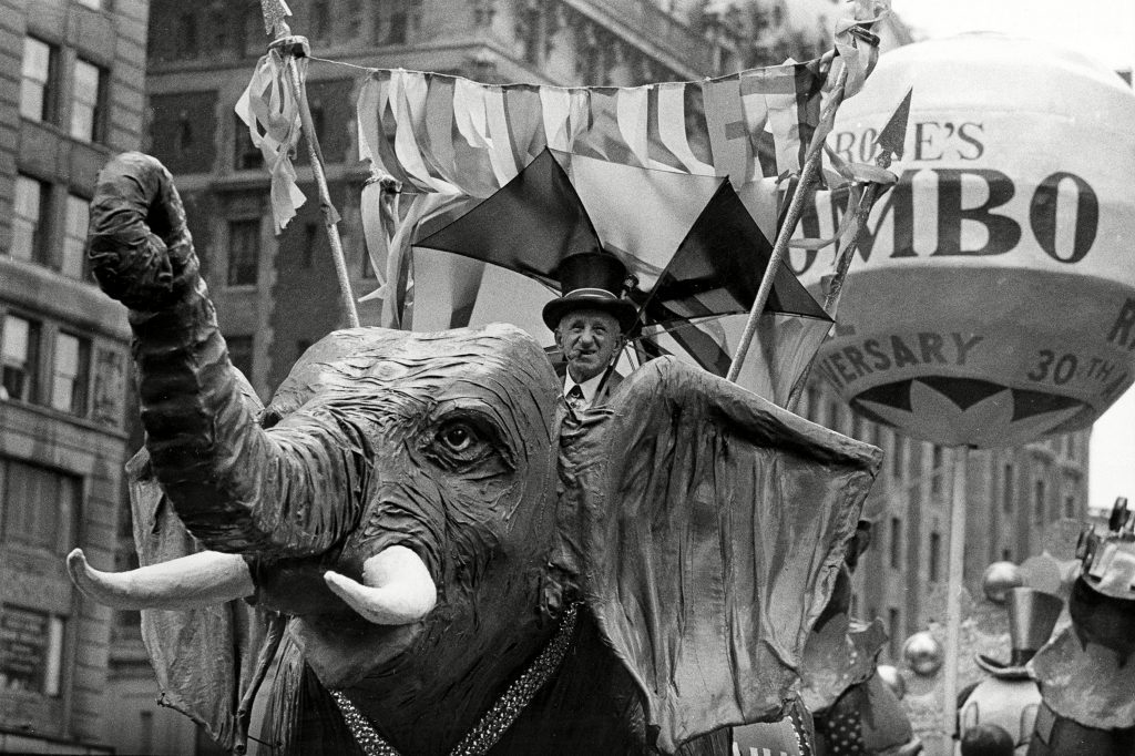 Macy's Thanksgiving Day Parade vintage