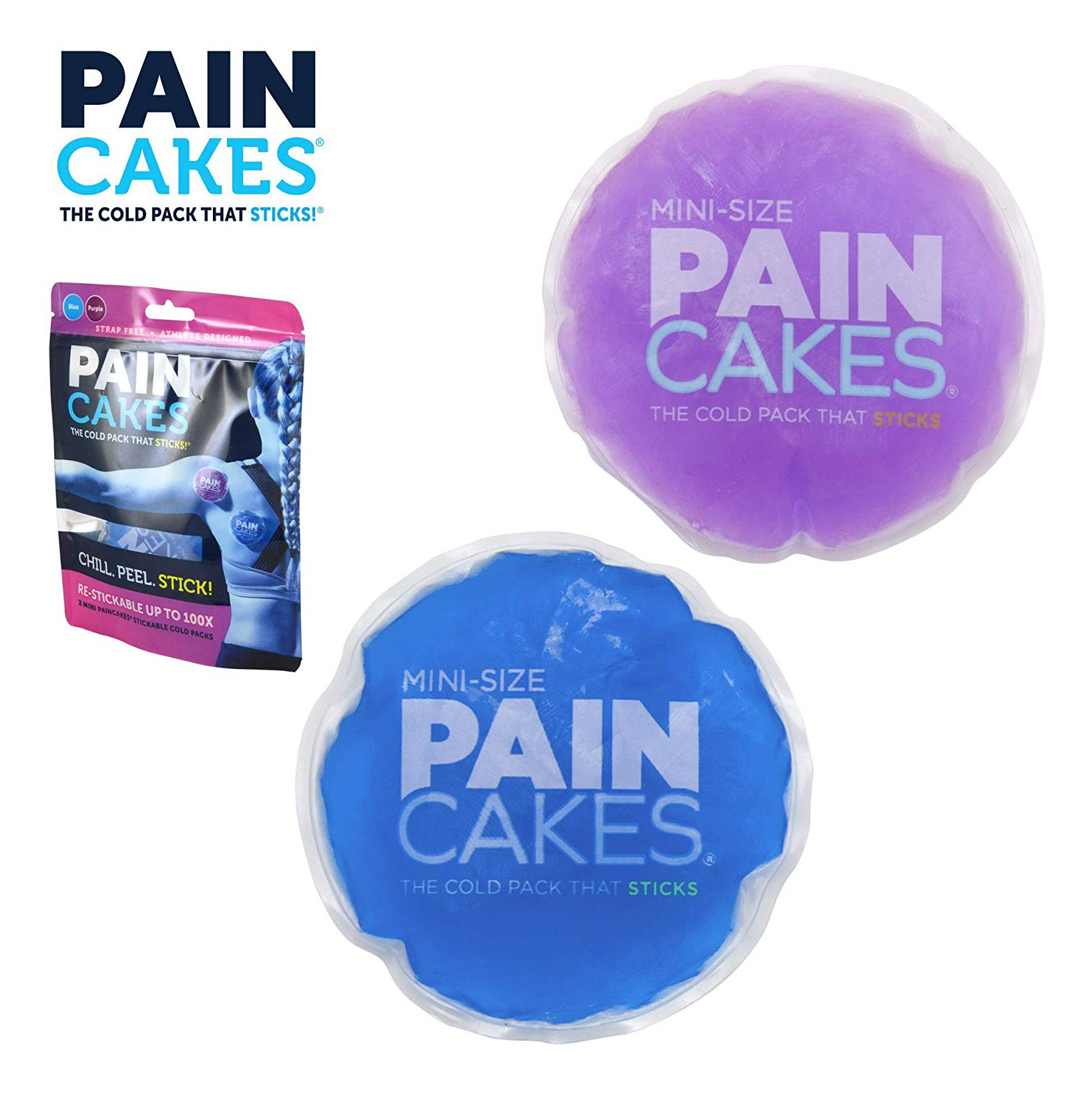 pain cakes