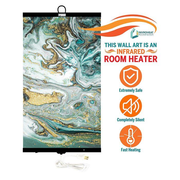 art heater