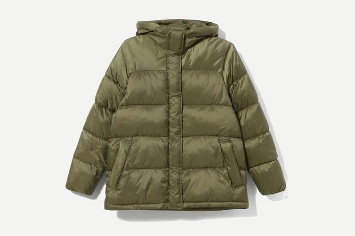 everlane renew puffy coat waitlist