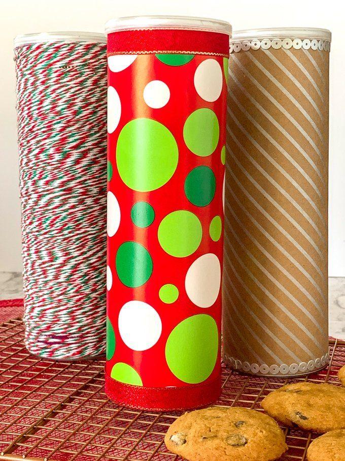 pringles can gift box