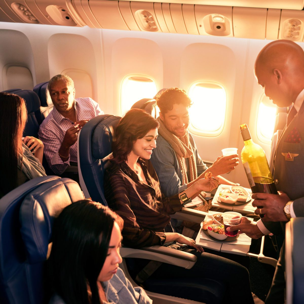 Your Next International Delta Flight Is About to Get A Lot More Luxurious