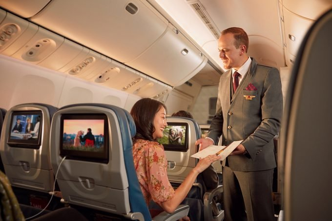 Delta air lines international travel luxury