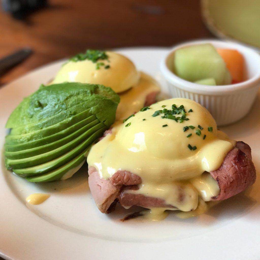 Chef's Benny at Forks in Boise, Idaho