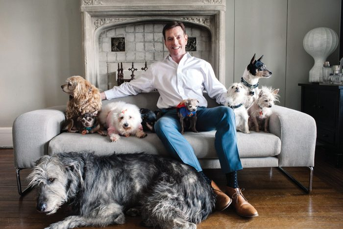 the man who only adopts unadoptable animals