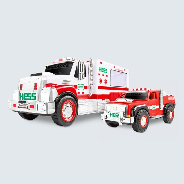 Hess Truck 2020 Ambulance and Rescue