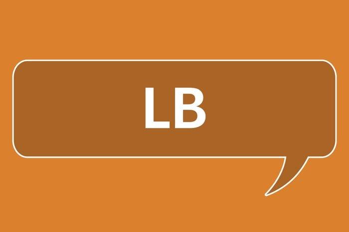 slang words LB