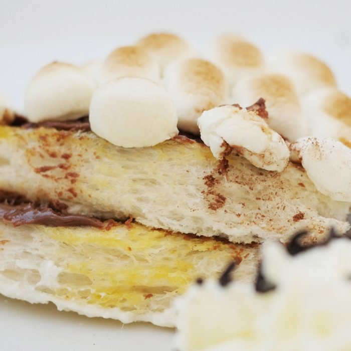 Chocolate Sandwich with Marshmallow