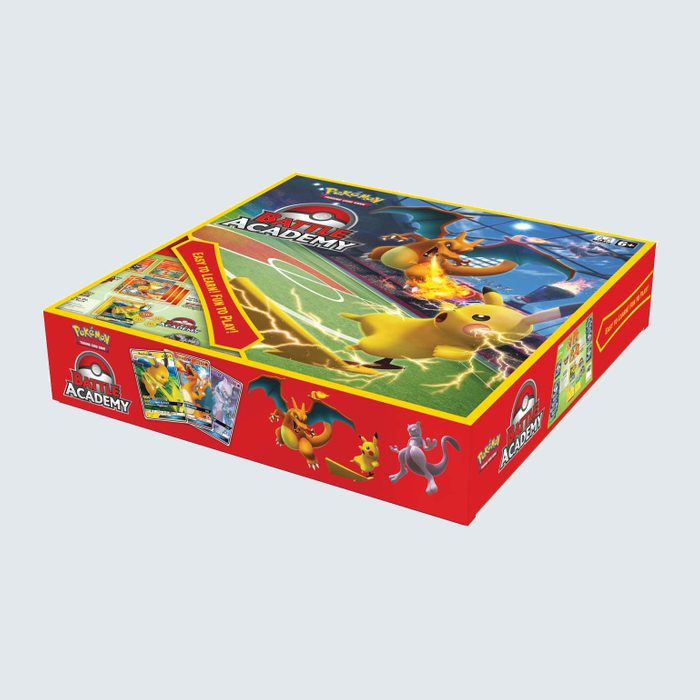 Pokemon Trading Card Game: Battle Academy Board Game