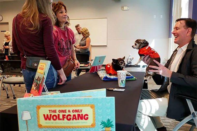 steve greig wolfang book