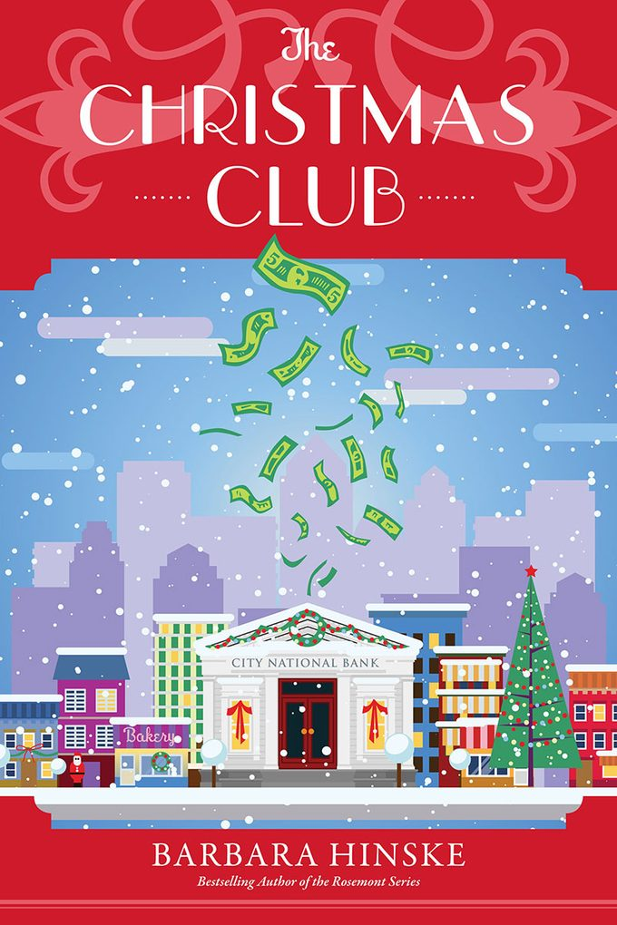 The Christmas Club Book Cover