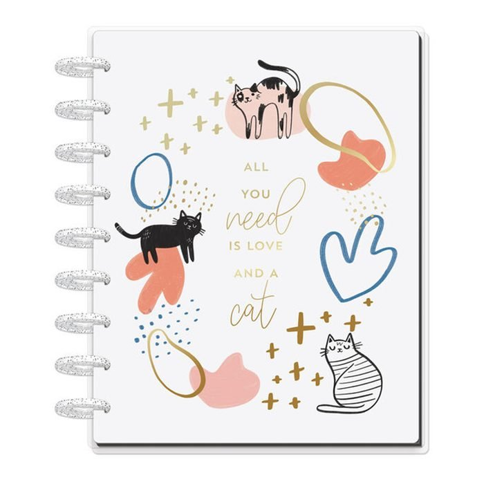 The Happy Planner Modern Meow Planner
