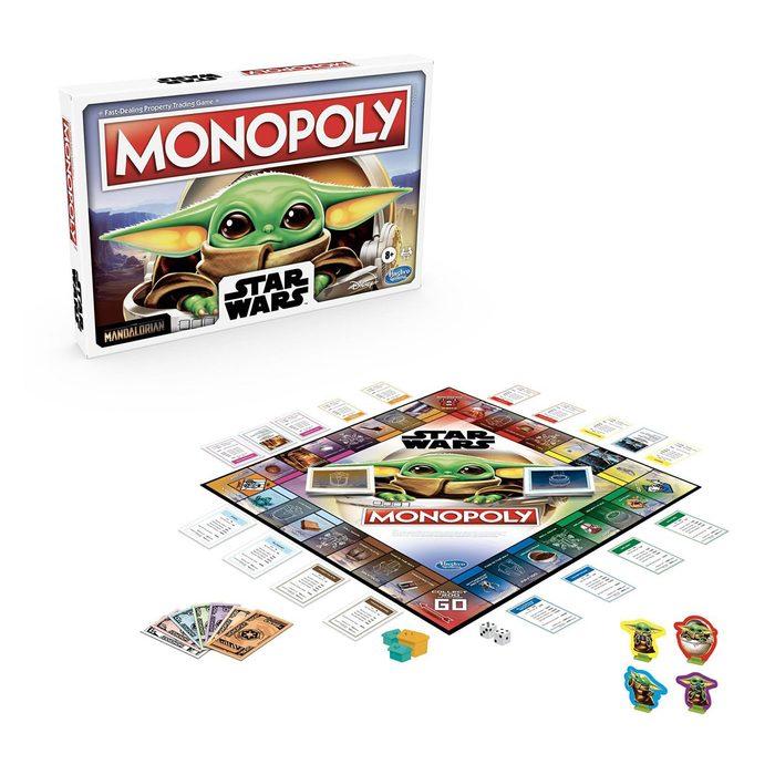 The Mandalorian Monopoly Game