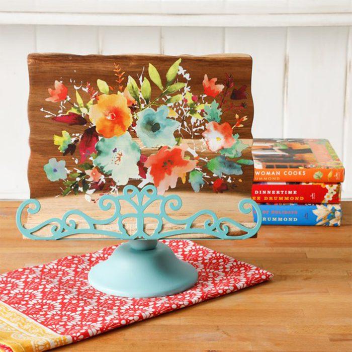 The Pioneer Woman Cookbook Holder