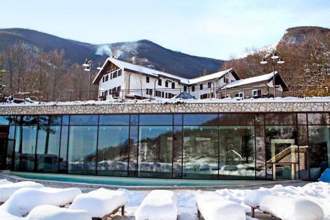 The Hotel Rigopiano