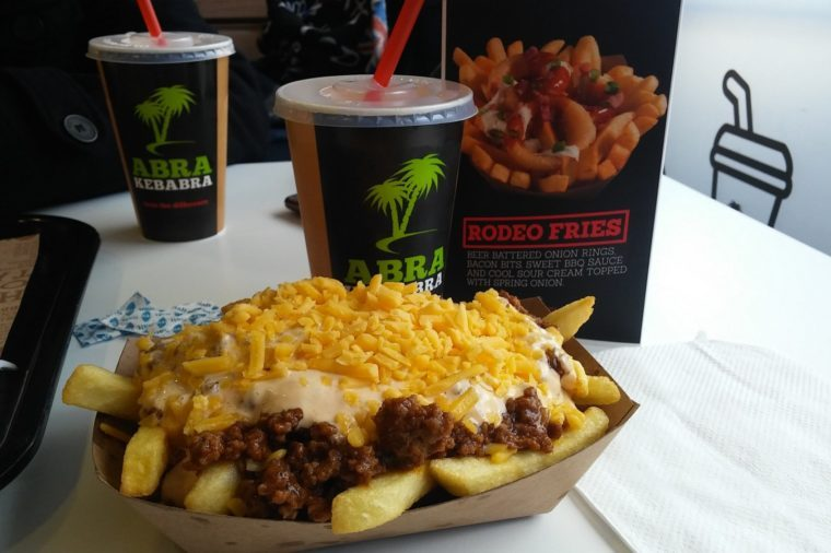 Abrakebabra fast food dublin ireland
