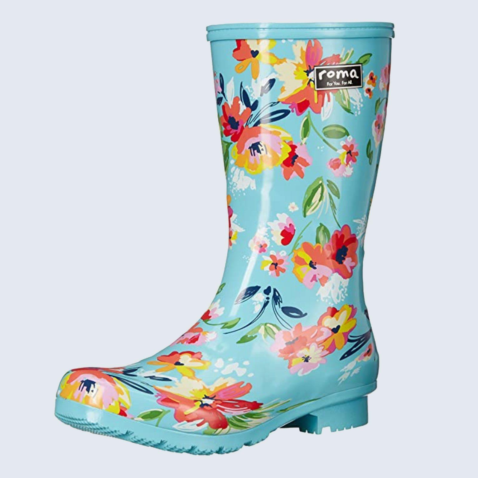 Roma Boots Emma Rain Boots