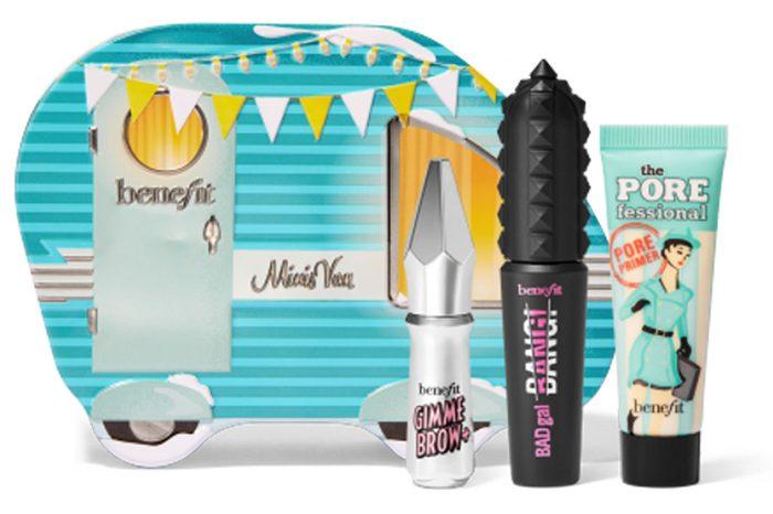 benfit mini van holiday gift set