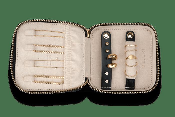 mejuri jewelry travel case