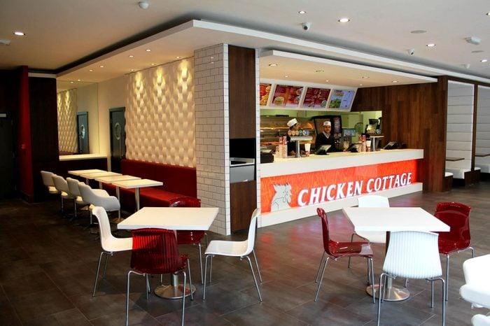 chicken cottage european fast food