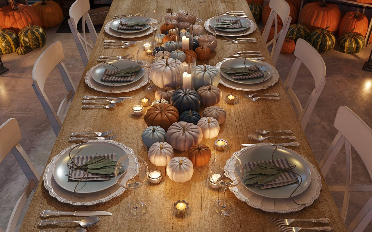 Things You Didn't Know You Could Rent for a Stress-Free Thanksgiving